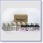 6312 - Verf Set : Real Effect Color SET 9x40ml.