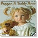 Nr 91 Spring 2011 Dutch Magazine Dolls & Teddybears