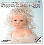 Nr 99  Spring 2013 Dutch Magazine Dolls & Teddybears