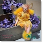 111063 - Dollkit 12 : Herfst Fairy  -  van Simon Laurens