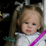 AW300267 - Dollkit 31 - Lotta   Limited Edition  999 pc