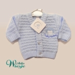 800117 - Clothing : Knitted baby cardigan - Little Monkey
