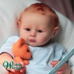 300316 - Dollkit 22 -  Archie - Limited Edition - € 96,90 - Pre Order