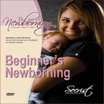 6108 - DVD: beginners Newborning Spaanstalig