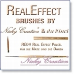 9854 - Real Effect RE04 Neus en oren