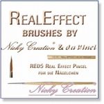 9855 - Real Effect RE05 Nagels middel